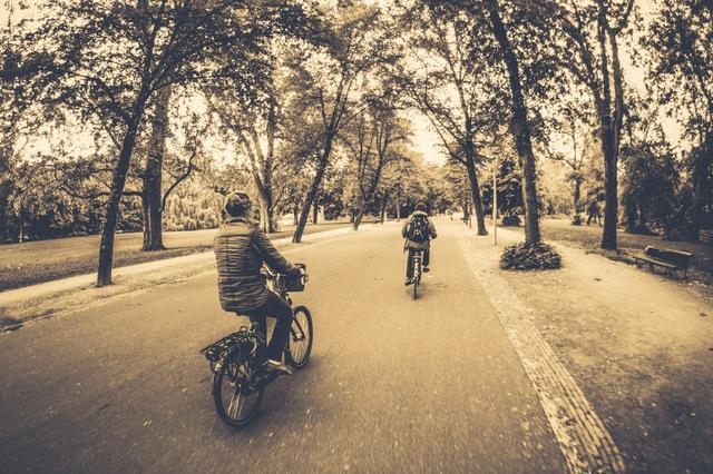 Le vélo : un sport à pratiquer en famille !