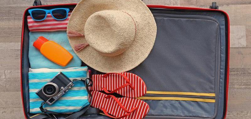 10 astuces pour voyager léger